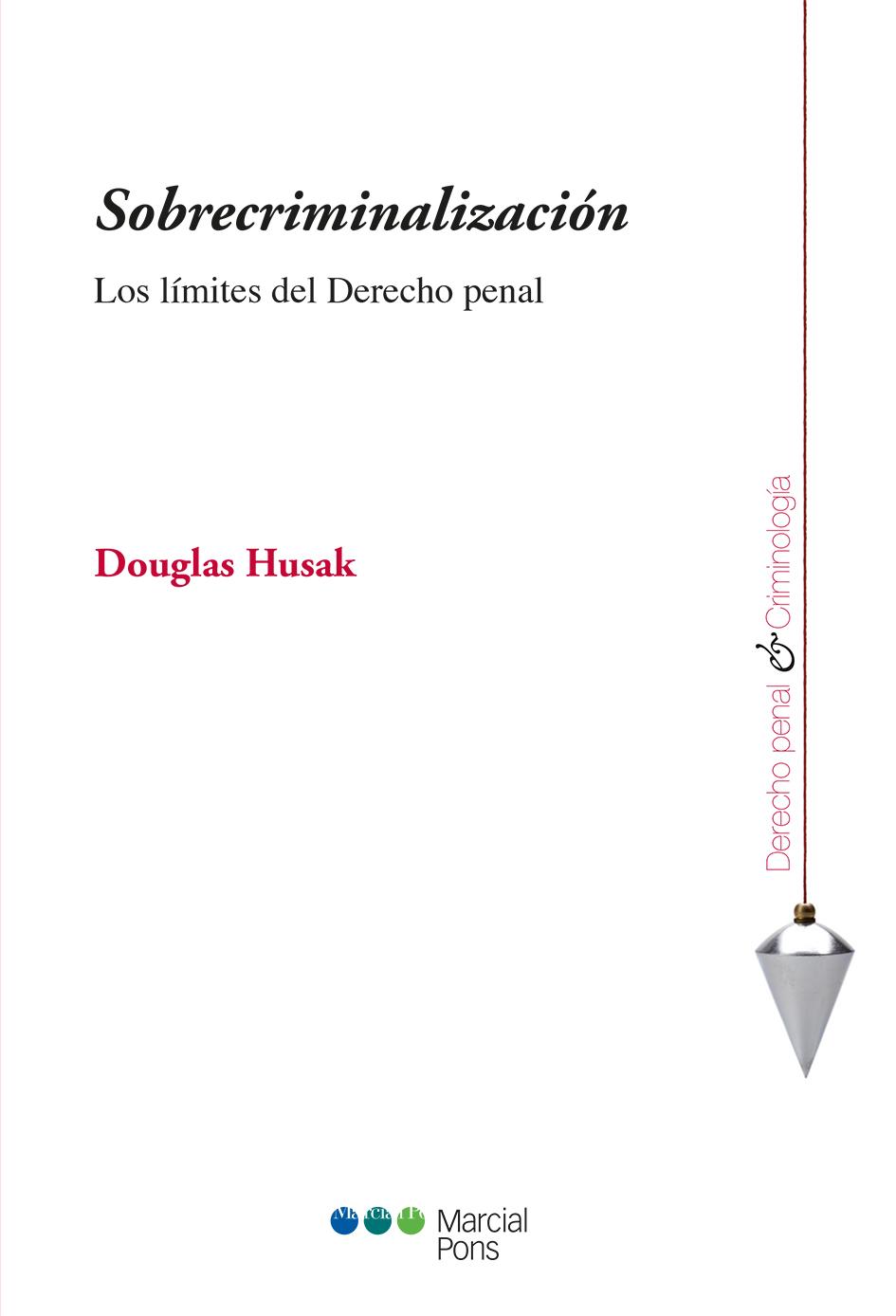 Portada del libro Sobrecriminalización