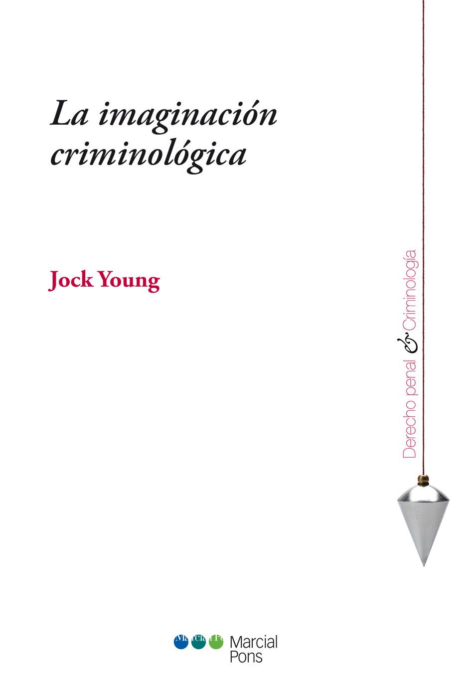 Portada del libro La imaginación criminológica