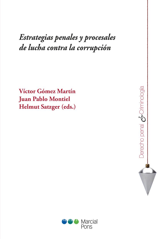 Portada del libro Estrategias penales y procesales de lucha contra la corrupción
